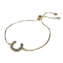 Women's Horseshoe Lucky Strand Bracelet