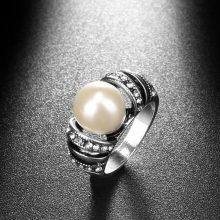 Pearl Wedding Jewelry Set Women