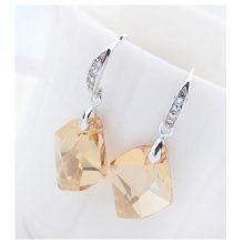 Women's Elegant Crystal Drop Earrings