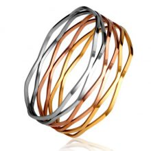 Boho Multilayer Thorny Bangle Bracelet
